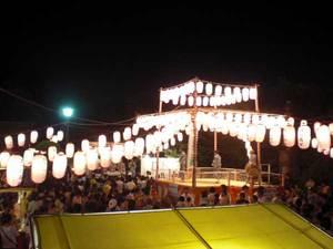 新井薬師盆踊り大会(60周年)