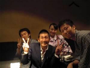 三三五五代表三井田一博さんと