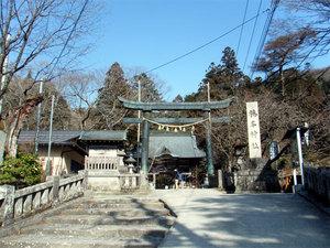 沼田の榛名神社